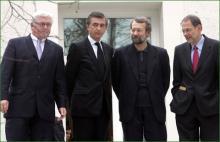 ノア流星群の神々-イラン