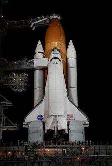 ノア流星群の神々-スペースシャトル